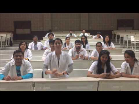 Funny video by M.B.B.S. students...