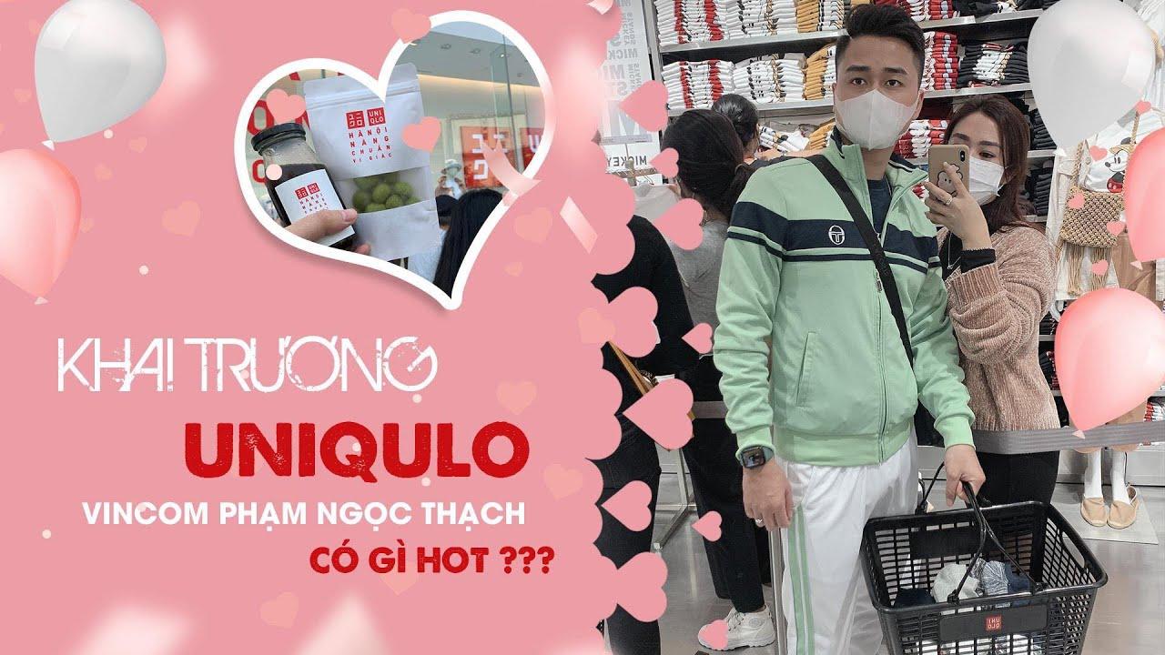 Review cửa hàng UNIQLO đầu tiên ở Hà Nội – Giang Winnie