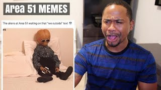 Area51 MEMES | WHAT IS Area 51 | Alonzo Lerone