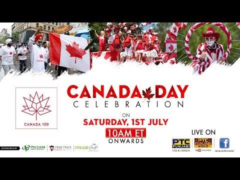 LIVE: Canada Day Celebrations 2017 | 150th Canada Day | PTC Punjabi Gold