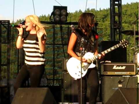 Come Alive -BarlowGirl (Live 08/06/10)