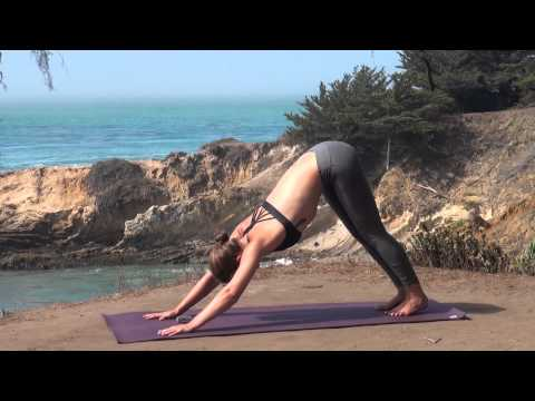 Skye Yoga Practice Video 1