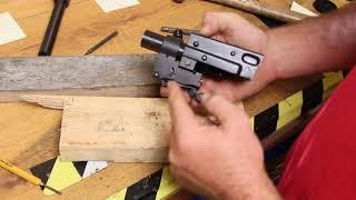 AK Barrel Pin Removal Without A Press Part 3