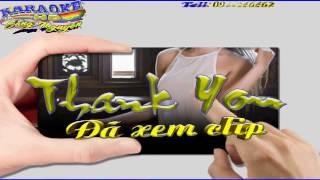 Đừng nói xa nhau - Chế - Phiên bản nhậu - KARAOKE HD