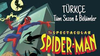 The Spectacular Spider-Man Tüm Bölümler Türkçe Dublaj