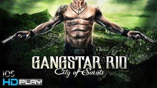 Gangstar Rio City of Saints - iPhone/iPad HD Gameplay