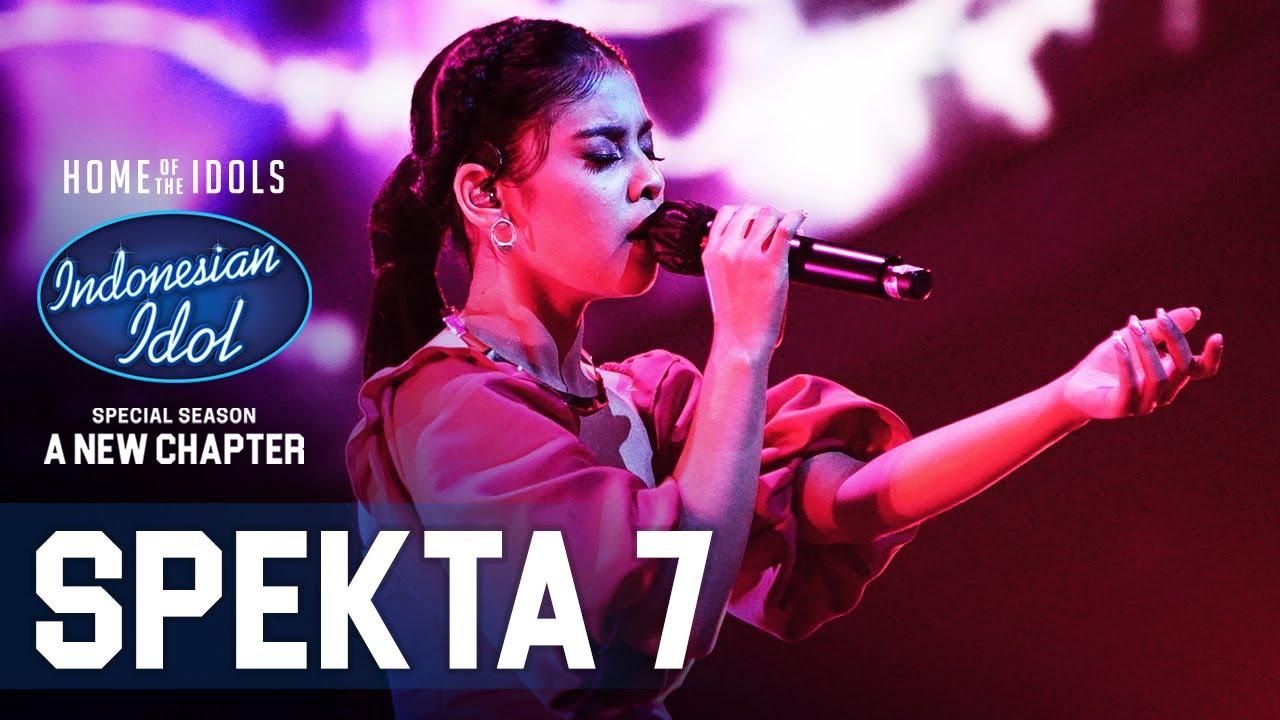 RIMAR - lovely (Billie Eilish & Khalid) - SPEKTA SHOW TOP 7 - Indonesian Idol 2021