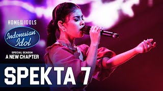 RIMAR - lovely (Billie Eilish & Khalid) - SPEKTA SHOW TOP 7 - Indonesian Idol 2021