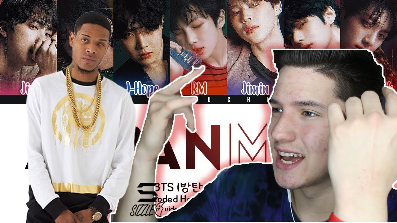FETTY BTS!? | BTS (방탄소년단) 'ANPANMAN' REACTION | BTS LOVE YOURSELF 'TEAR'