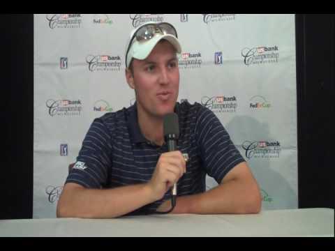 Mike Van Sickle U.S. Bank Championship Interview