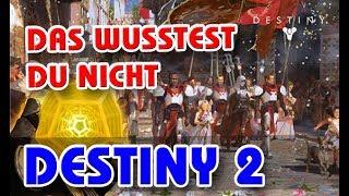 Destiny 2 - Offene Geheimnisse!