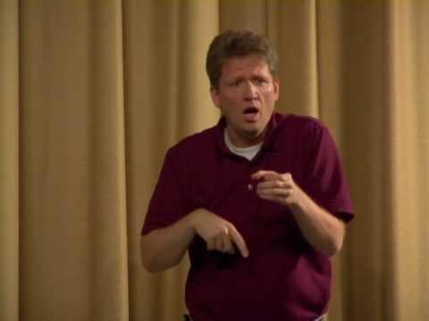 TEDxIslay  Marvin Miller  Building an ASL Community