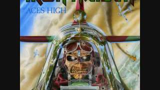Iron Maiden-Aces High (Lyrics)