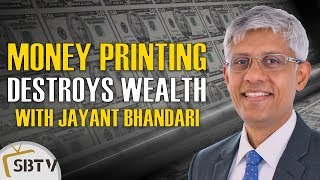 Jayant Bhandari - Problems in Third World Countries to Ignite Gold Prices