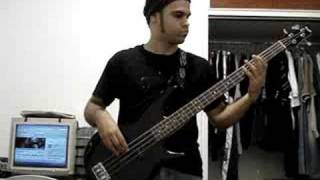 Gualbert Menéndez - Kiss Easy As It Seems Bass Cover