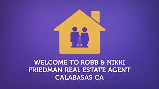 Robb & Nikki Friedman : Real Estate Agent Calabasas