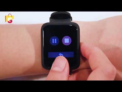 AZ SMART WATCH - Fitness Tracker - Bracelet Watch
