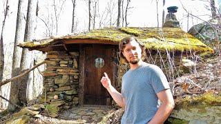 Stone Cabin Tour!
