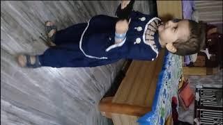 Cute Little 2 Year Girl Dance On Cham Cham | Baaghi2 | Meet Bros | Tseries | ARSFA Diaries |