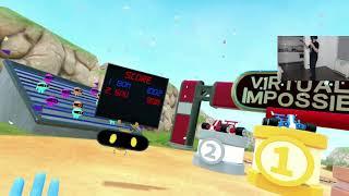 Virtually Impossible - Sou vs Bonkol HTC VIVE VR