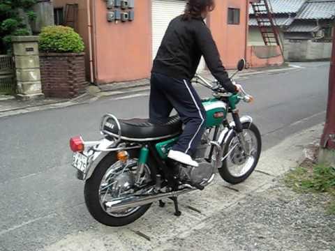 yamaha XS-1 ,ヤマハXS1 1970年