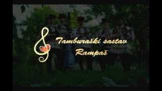 Tamburaški sastav Rampaš - Jao meni
