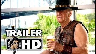 DUNDEE Official Final Trailer - Super Bowl (2018) Chris Hemsworth, Paul Hogan Comedy Movie HD