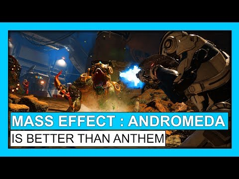 Mass Effect Andromeda Review 2019 - Anthem vs Anthromeda