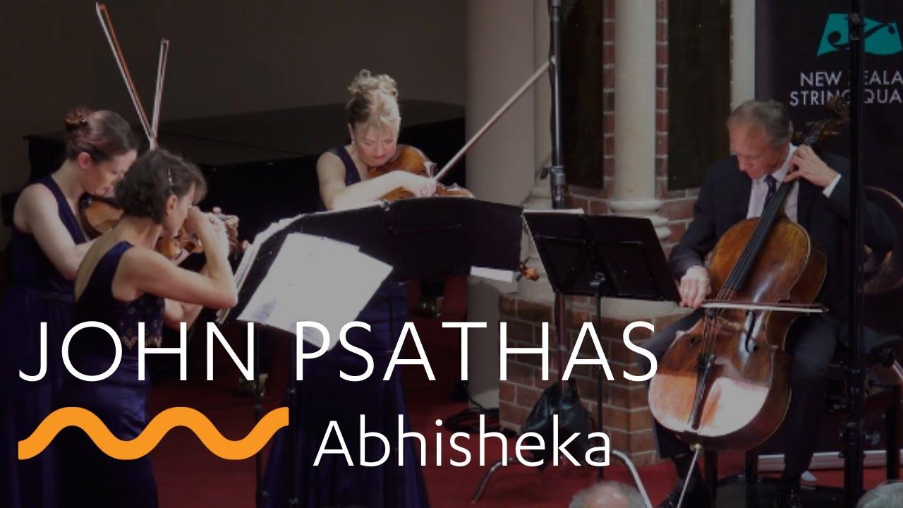 JOHN PSATHAS: Abhisheka