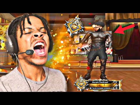 MY OVERPOWERED SF BUILD DESTROYS MY PARK LEGEND IN TWO GAMES NBA 2K20 ! |