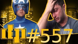 EFAP JOINS US! - WORST SUPERHERO MOVIE TRAILERS! - TVC MARIO'S GOODBYE! | DP #557