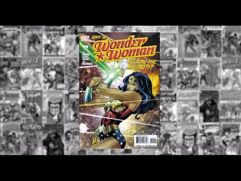 "Wonder Woman: vol 3 #19 - Expatriate Part 2, ""Lifeblood"""