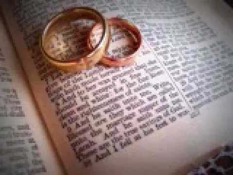 what does the Bible say about marriage? part 1
