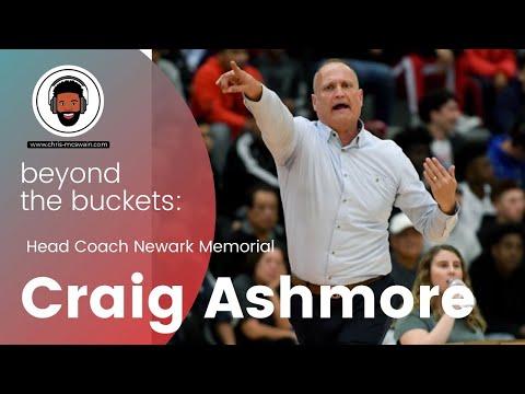 #76. Craig Ashmore - Head Coach Newark Memorial High School