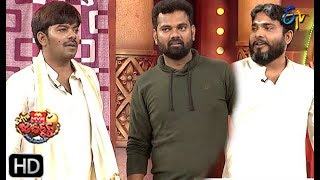 Sudigaali Sudheer Performance | Extra Jabardasth | 5th April 2019    | ETV Telugu