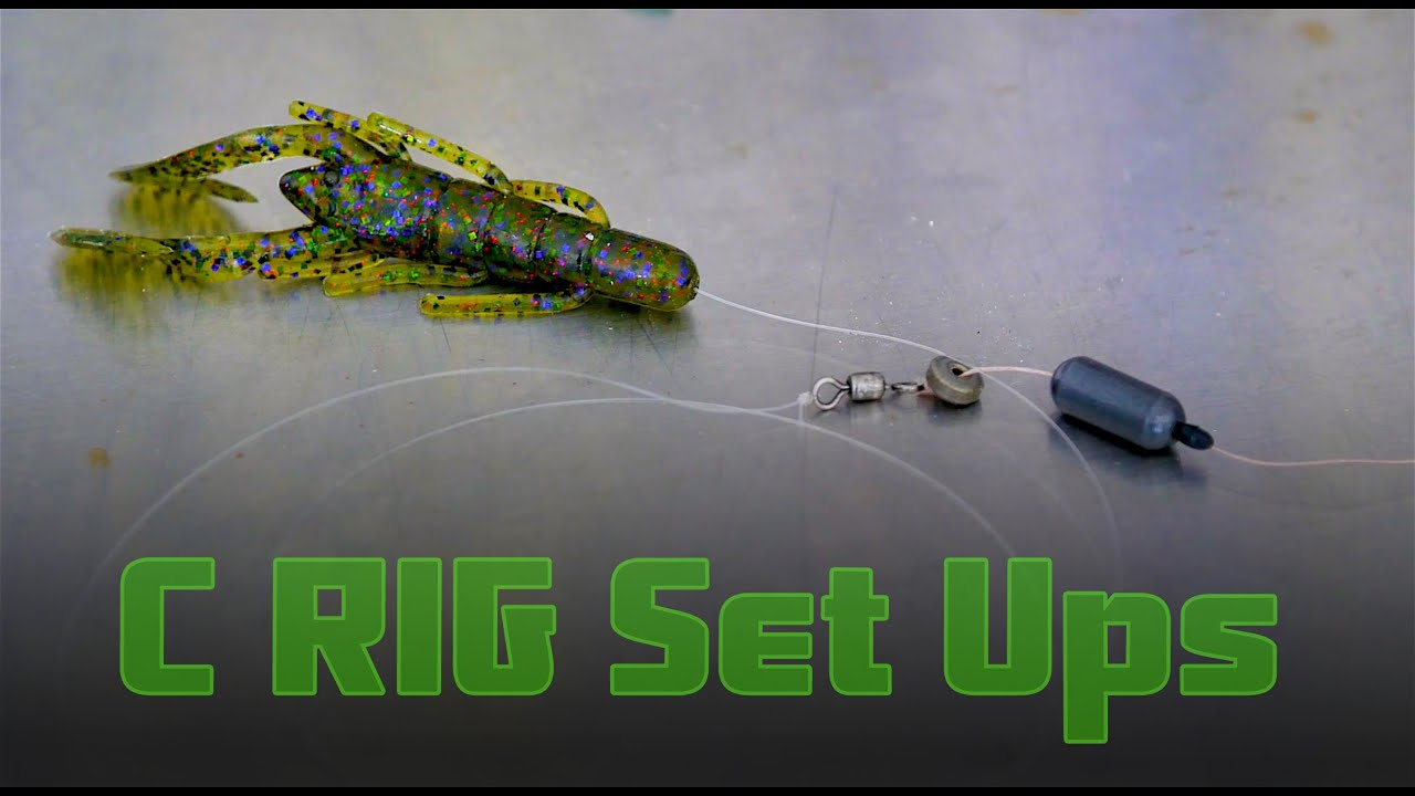 My two carolina rig set ups for bass youtube for Carolina rig fishing