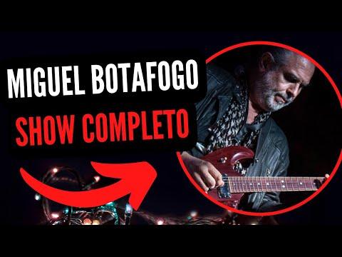 Miguel Botafogo en concierto - auditorio fibertel (canal á)