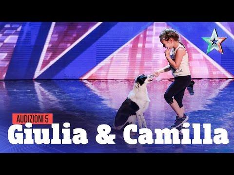 Giulia e Camilla, inseparabili amiche