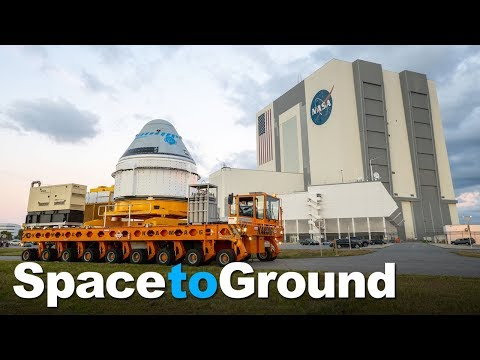 Space to Ground: On A Roll: 11/22/2019