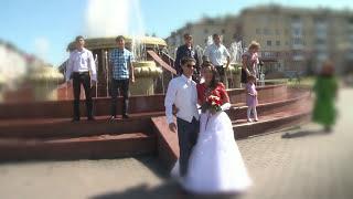 Наша чудесная свадьба в Междуреченске 9.08.14