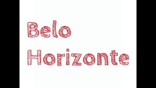 Izabelameleva: Belo Horizonte parte 2