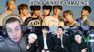 iKON & WINNER - COVER BIGBANG SONGS - BANG BANG BANG & HARU …