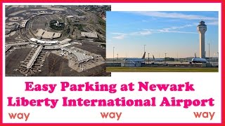 Easy Parking at Newark Liberty International Airport