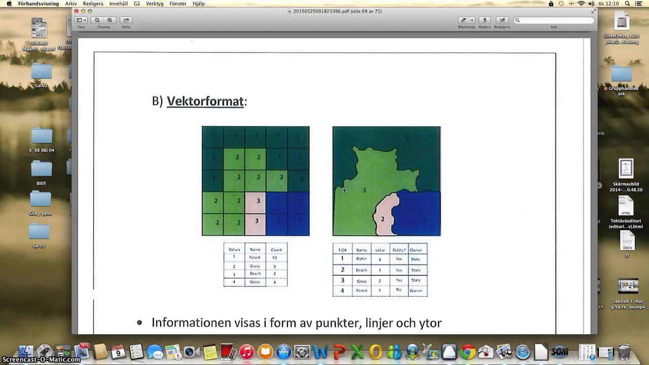 Lektion 11  GIS