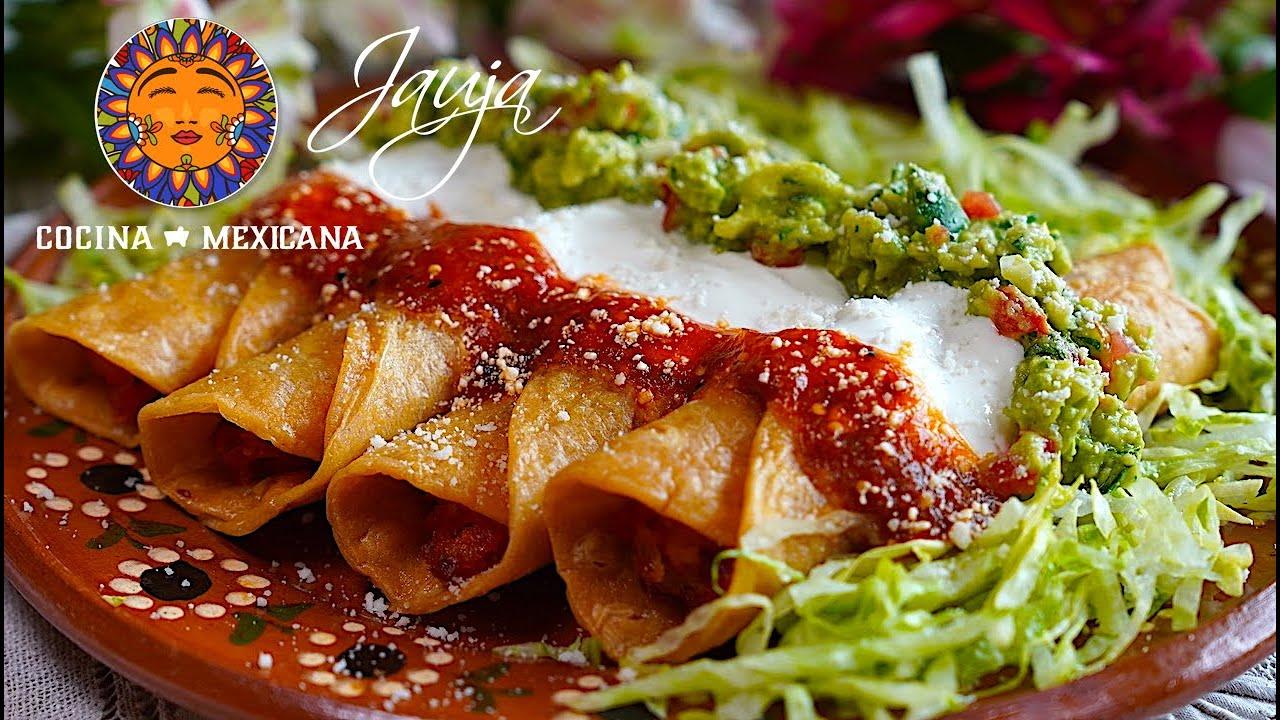 Tacos de Papa a la Mexicana. Los Trucos de la Papa