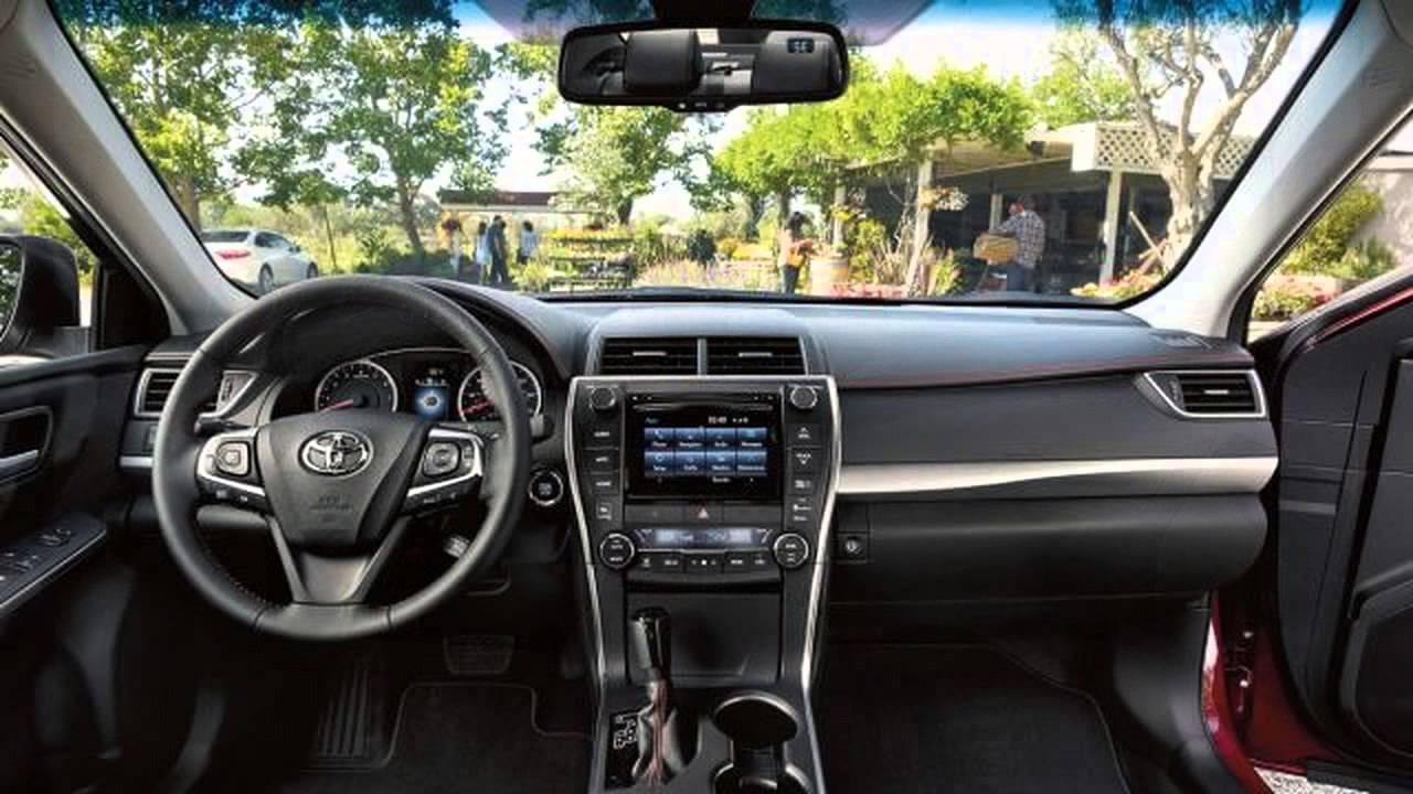 2017 Toyota Camry Interior You