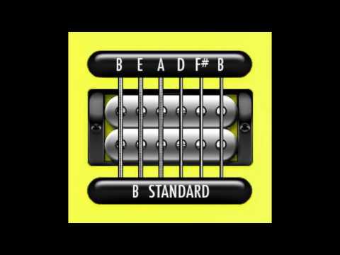 Perfect Guitar Tuner (B Standard)
