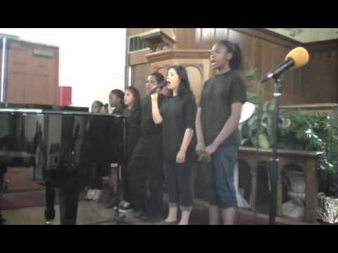Diandra  Summerville - We are all the same - Choir
