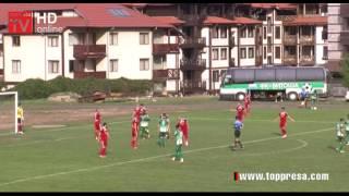 """Витоша""""(Бистрица) победи като гост Банско с 1:3 и го закотви на дъното в класирането на Втора лига"""