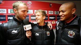 Rennes 1-4 Nice : les réactions